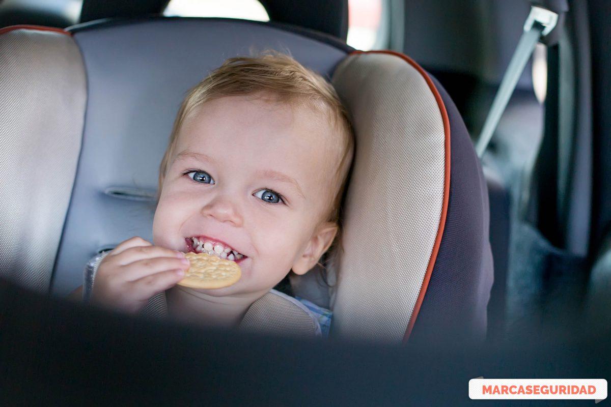 Seguridad al volante niños