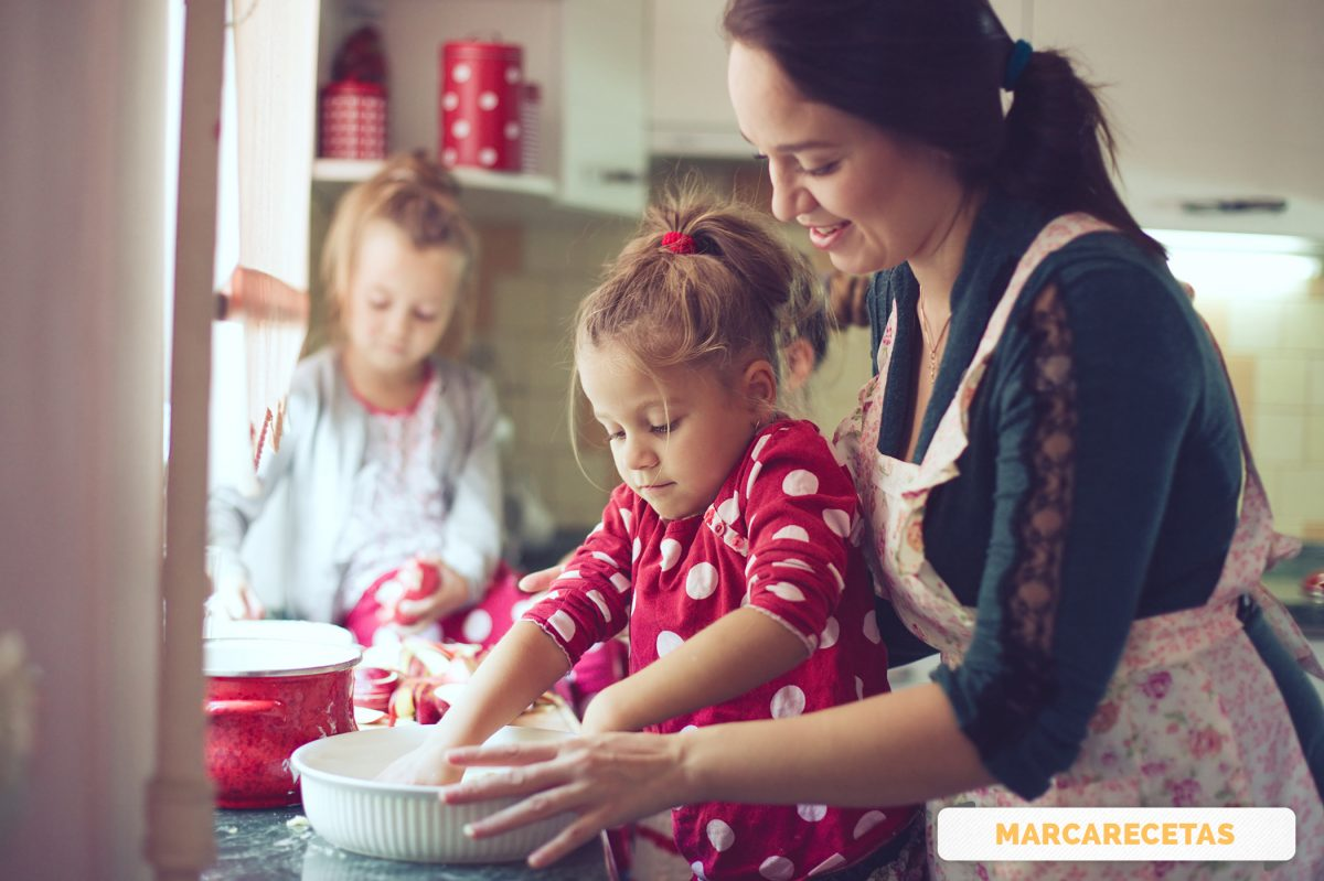 Receta Cupcake