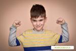 Etiquetas de ropa para niños