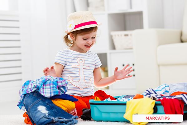 Consejos para no perder tu ropa: Etiquetas para ropa