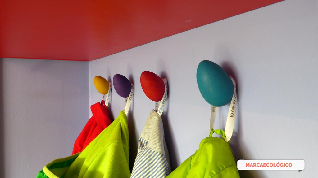 Etiquetas de tela para ropa: batas, ropa colegio, etc.