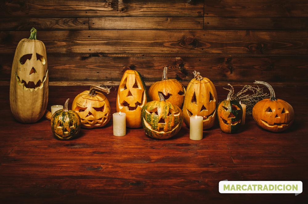 Stickers y vinilos de Halloween