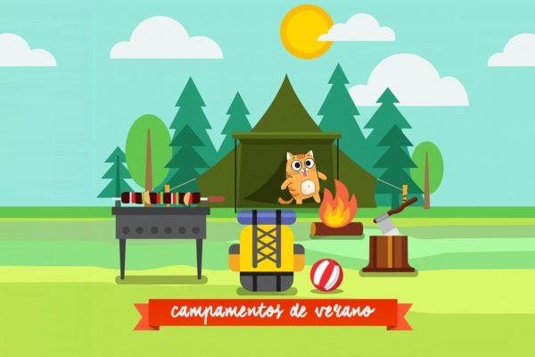 Consejos para elegir campamento de verano