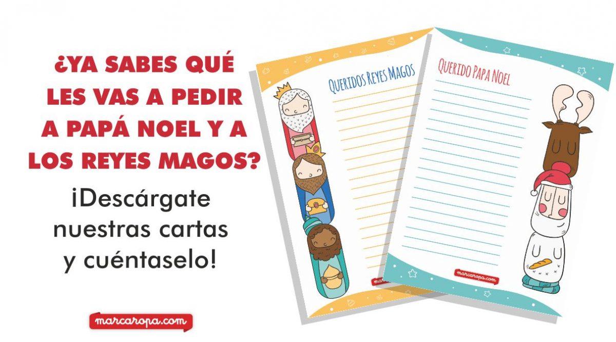 Plantilla Carta Reyes Magos