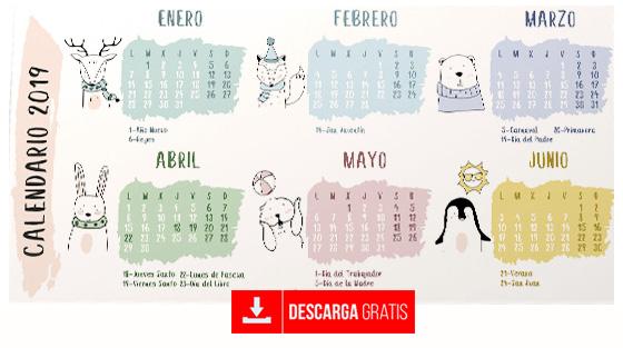 Marca Calendario.Calendario 2019 De Sobremesa Marcaropa Blog Marcaropa